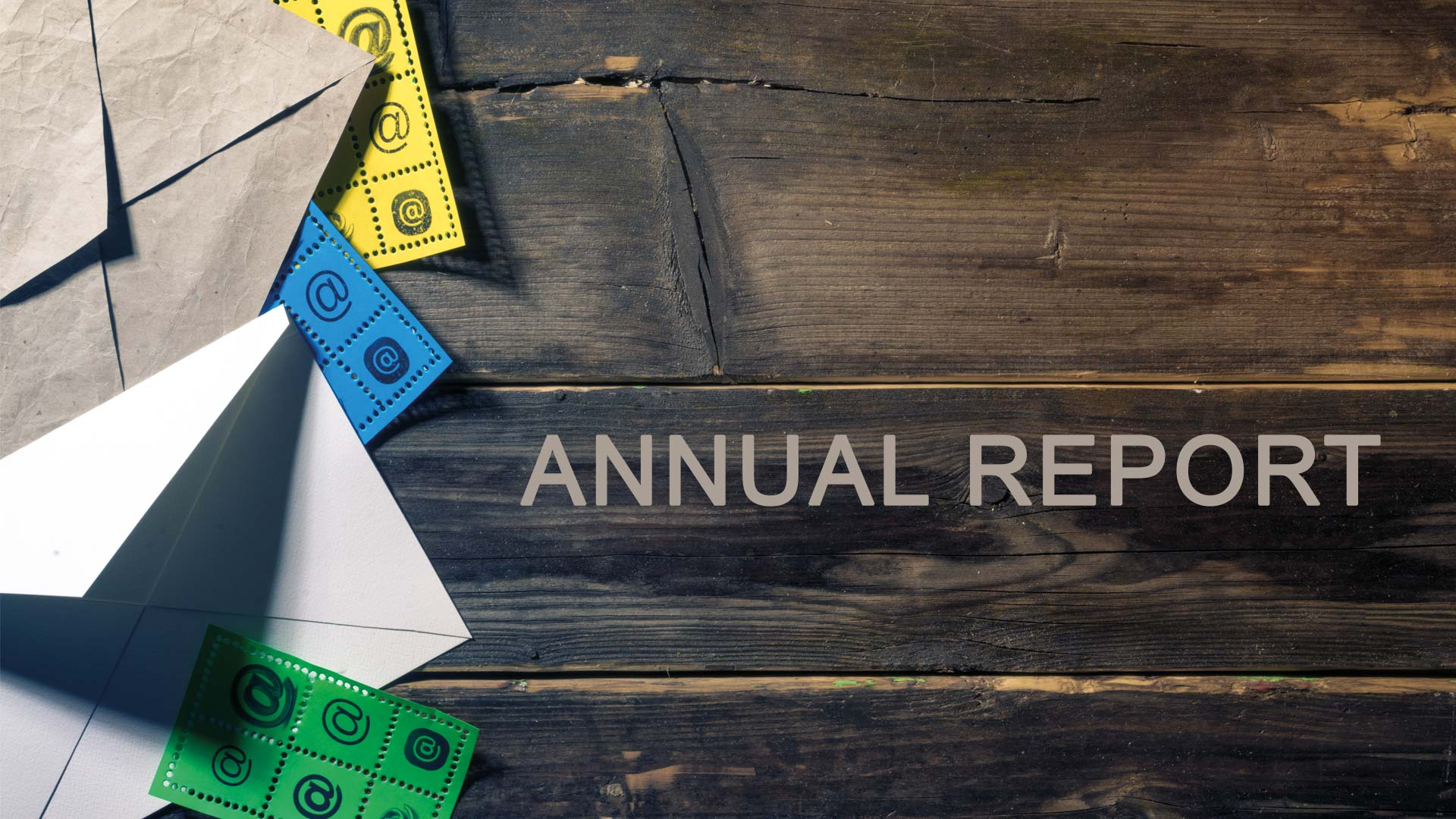 Annual Report Tearfund Germany Charitable Organization