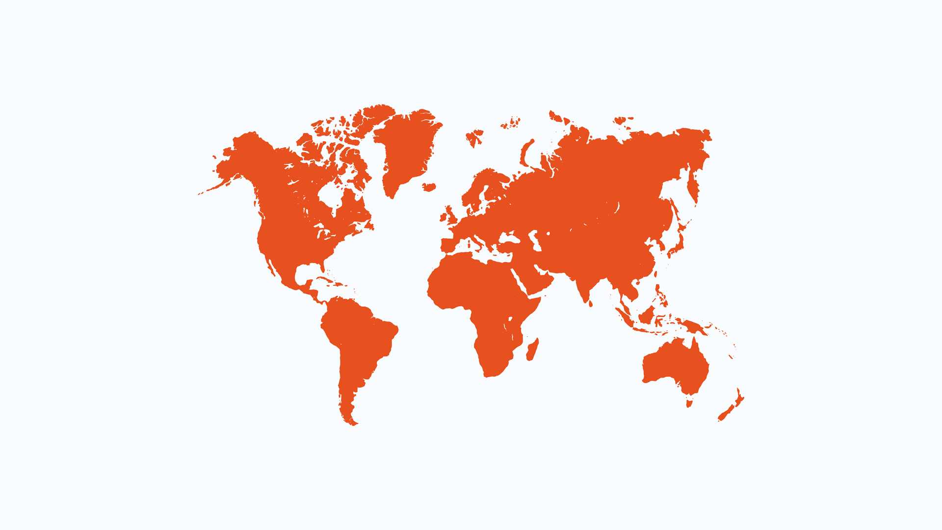In these countries, we offer partnerships worldwide