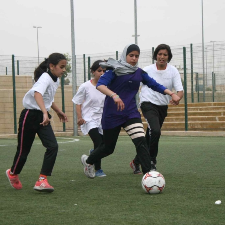 Sport can give a lot of self-confidence, additionally it's fun