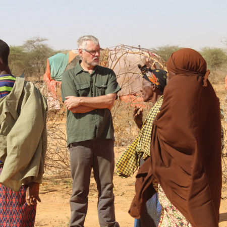 Our colleague Myron talks to women in East Africa to learn about the successes and needs