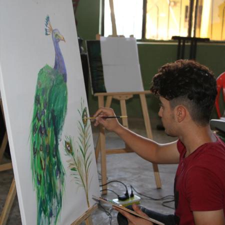 Youth Iraq - Art