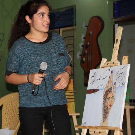 Youth Iraq - Art Project