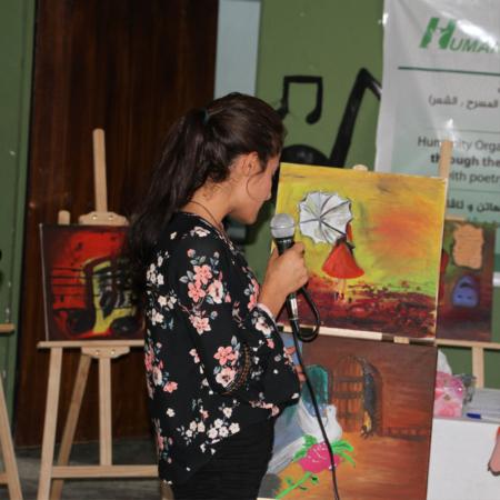 Youth Iraq - Peace through art