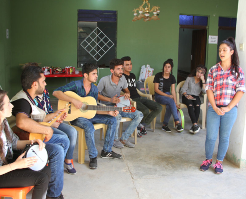 Youth Iraq - World Relief Germany