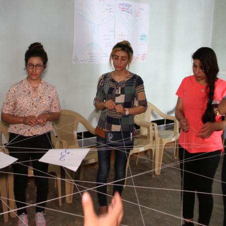 Youth Iraq - Convergence
