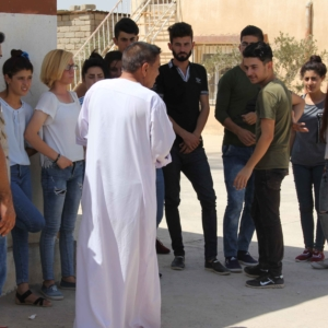 Peace projects in iraq - peaceful dialogues