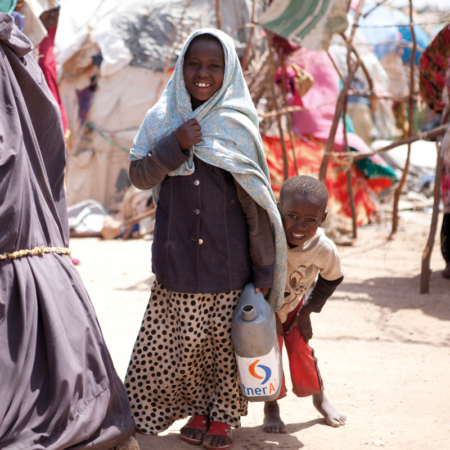 Somalia: children are suffering the most from the unlively conditions in Somalia