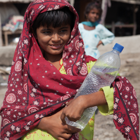 Children are one of the most vulnerable groups when it comes to human crisis