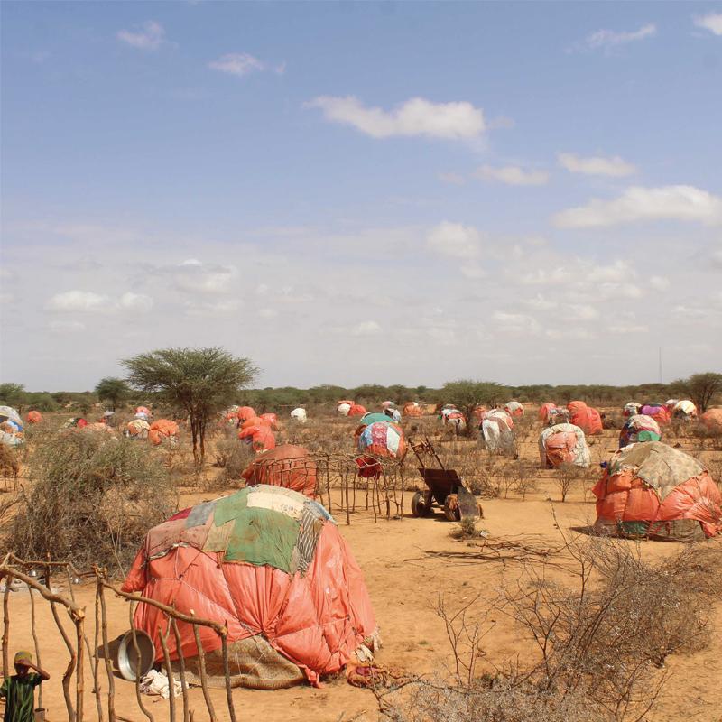 We help women in East Africa
