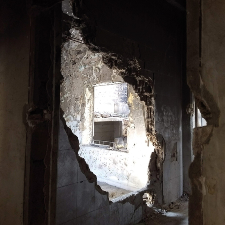 Help in Syria - Reconstruction is desperately needed