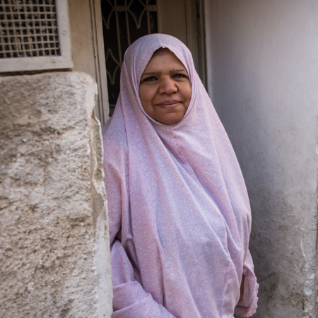 Help in Syria - Yasmeen needs a new home
