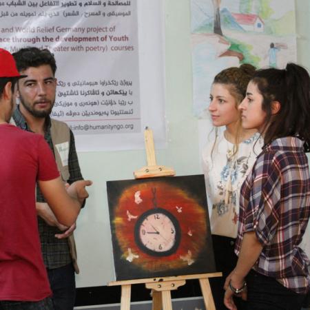 Youth Iraq - Conversations