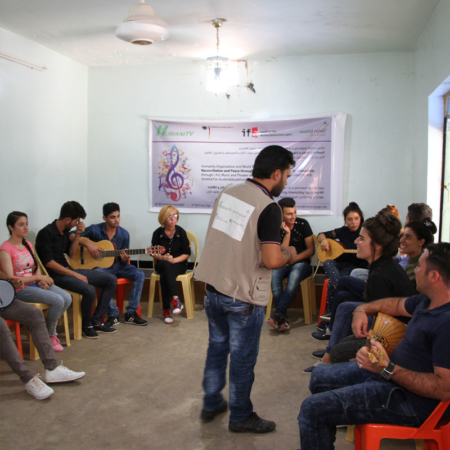 Youth Iraq - joint activities