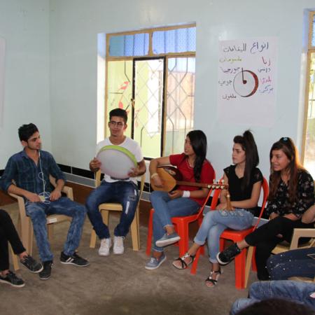 Youth Iraq - Music group