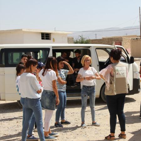 Youth Iraq - project in Sinjar