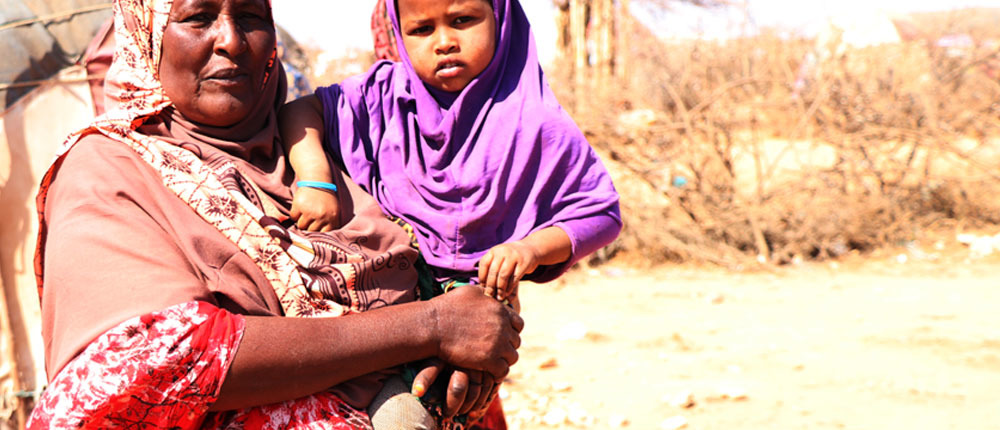 East Africa Drought - Families need help