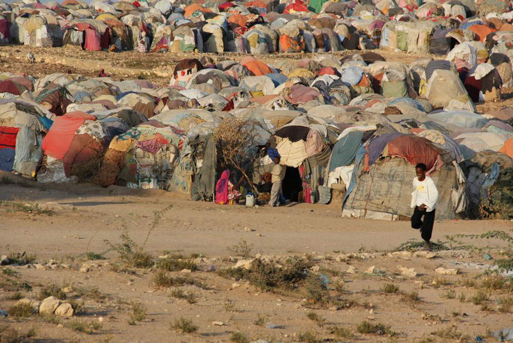 East Africa Drought - Poverty