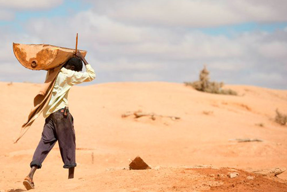 East Africa Drought - Somaliland needs water