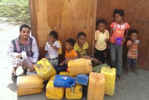 Help for Yemen - wash