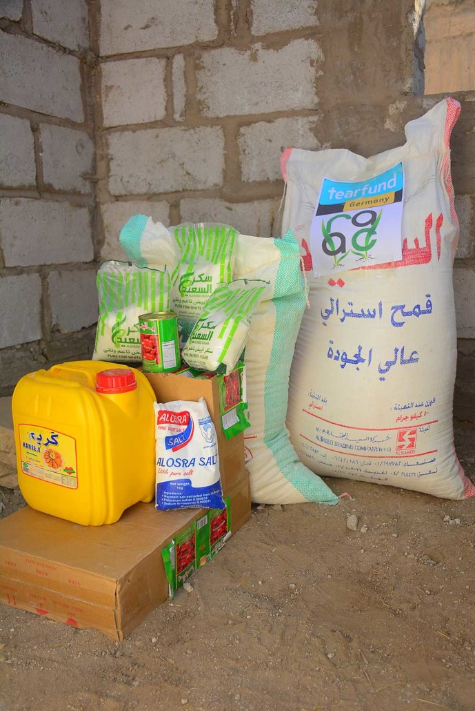 Help for Yemen - Food and water