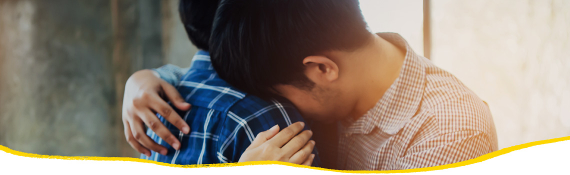 Love goes beyond - About us - Tearfund Germany