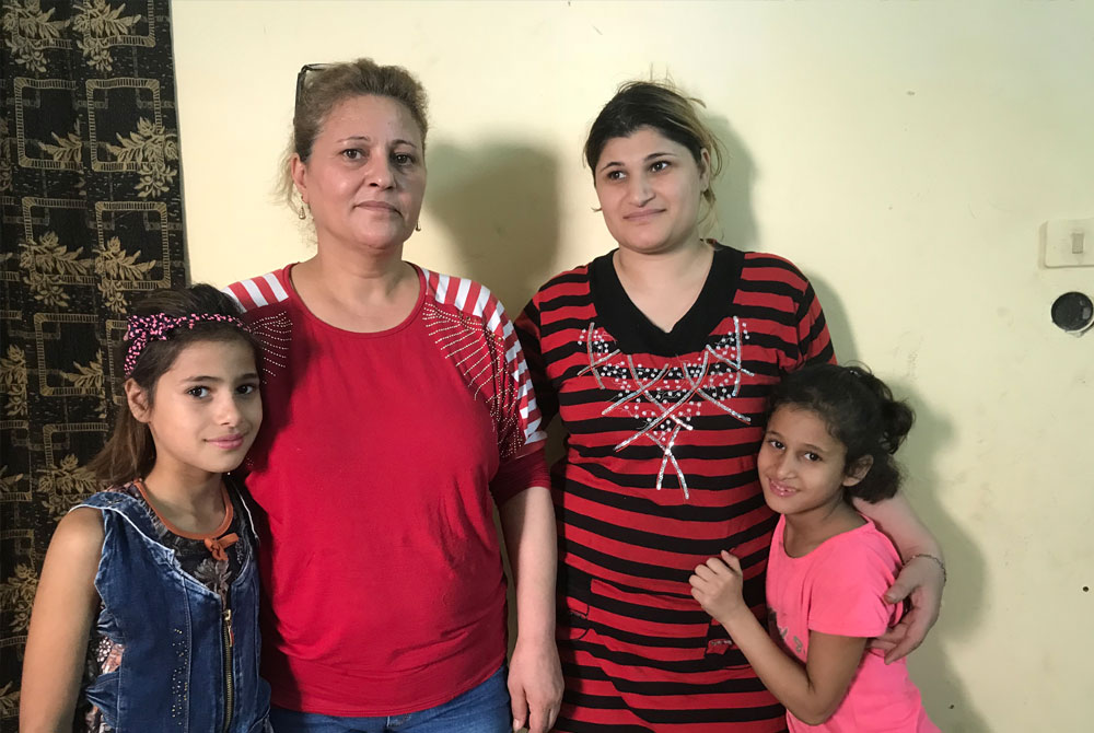 Reconstruction Syria - Families need our support