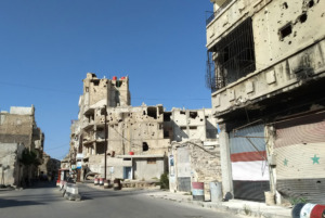 Reconstruction Syria - support for our partner
