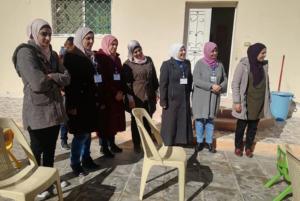 Refugees in Jordan - Help women