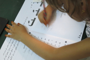 Refugees in Jordan - Literacy Courses