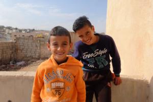 Refugees in Jordan - emergency
