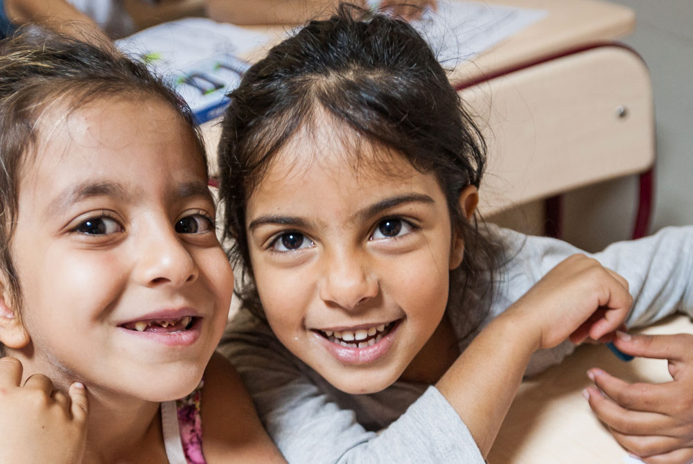 Refugees in turkey - Inclusion and education -