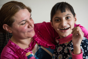 Refugees in turkey - Inclusion and education - we help people